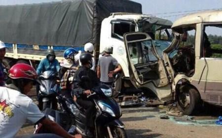 Phó Thủ tướng chỉ đạo khắc phục hậu quả vụ TNGT tại Đắk Nông