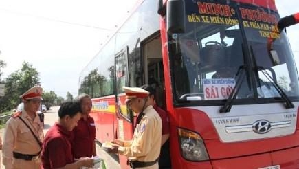 Siết chặt quản lý kinh doanh vận tải và kiểm soát tải trọng phương tiện đường bộ