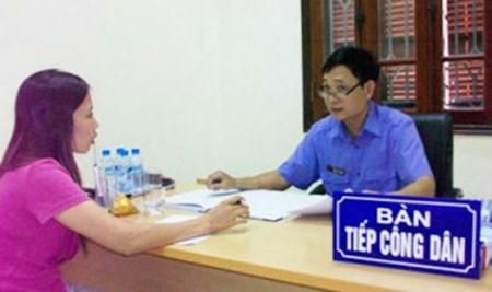 Giải quyết kiến nghị của một số công dân tỉnh Bắc Ninh