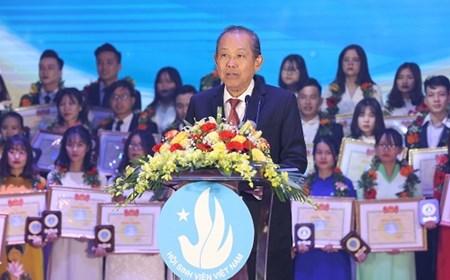 Hội Sinh viên Việt Nam cần không ngừng đổi mới