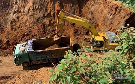 Xử lý thông tin báo nêu về mỏ sắt Suối Thâu