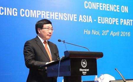 Hợp tác trong ASEM cần động lực mới