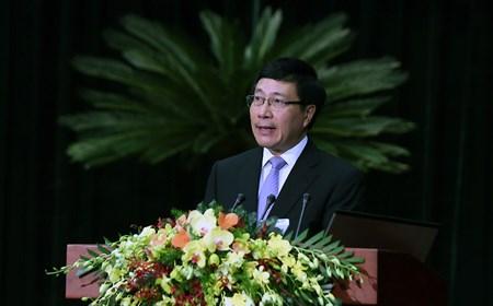Phát biểu của Phó Thủ tướng tại Hội nghị kiều bào lần thứ 3