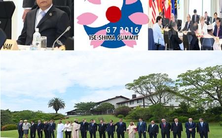 Điểm nhấn ngoại giao đa phương năm 2016