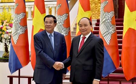 """Chuyến thăm của Thủ tướng Hun Sen """"kịp thời, có ý nghĩa quan trọng"""""""