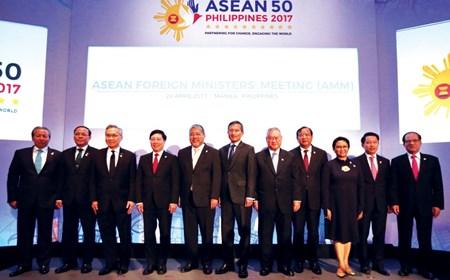 Vì một cộng đồng ASEAN vững mạnh, đoàn kết