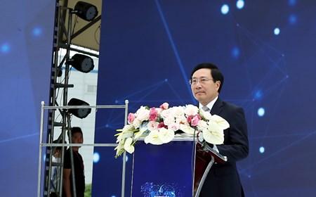 Phát biểu của Phó Thủ tướng tại Lễ kỷ niệm 10 năm thành lập Samsung