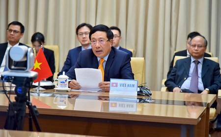 Phát biểu của Phó Thủ tướng Phạm Bình Minh tại Phiên họp cấp cao HĐBA LHQ về kết thúc chiến tranh thế giới thứ 2