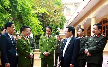 Việt Nam củng cố đồng thuận về tầm quan trọng của hòa bình, ổn định