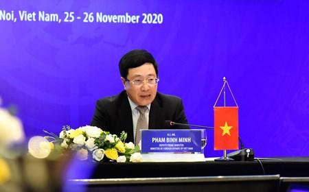 Việt Nam chủ trì họp nhóm nước Ủy viên không thường trực HĐBA