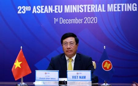 ASEAN, EU quyết định nâng cấp quan hệ lên Đối tác chiến lược