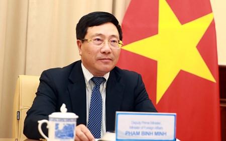 Việt Nam, Na Uy nhất trí phối hợp trong khuôn khổ HĐBA LHQ