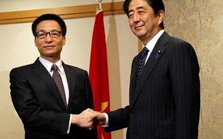 Phó Thủ tướng Vũ Đức Đam dự Hội nghị Tương lai châu Á