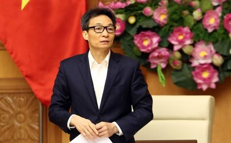 Hoạt động của Phó Thủ tướng dịp đầu năm 2021