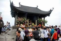 Lập hồ sơ đề nghị công nhận Yên Tử là Di sản thế giới