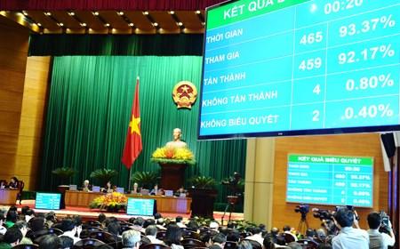 Các ông Vũ Đức Đam, Phạm Bình Minh - Tân Phó Thủ tướng Chính phủ