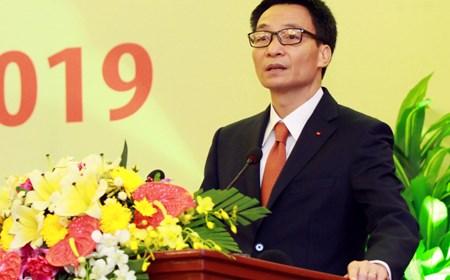 Phát biểu của Phó Thủ tướng tại Đại hội lần thứ V, Hội VHNT các dân tộc thiểu số Việt Nam