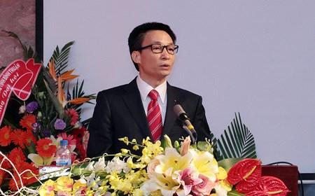 Phát biểu của Phó Thủ tướng Vũ Đức Đam tại Đại hội lần thứ III, Hội Cựu TNXP Việt Nam
