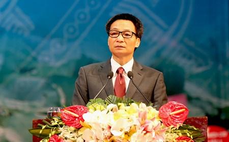 Phó Thủ tướng phát biểu tại Lễ kỷ niệm 70 năm ngày truyền thống ĐH KHXH&NV
