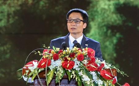Phó Thủ tướng phát biểu tại Lễ khai mạc Năm Du lịch quốc gia 2016