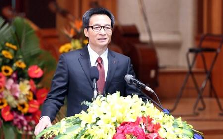 Phát biểu của Phó Thủ tướng Vũ Đức Đam tại lễ kỷ niệm 60 năm Học viện Âm nhạc quốc gia Việt Nam