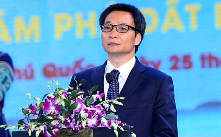 Phó Thủ tướng phát biểu tại lễ bế mạc Năm Du lịch quốc gia 2016