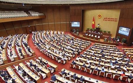 Trình phê chuẩn miễn nhiệm Phó Thủ tướng Trịnh Đình Dũng, một số bộ trưởng, trưởng ngành