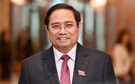 Đồng chí Phạm Minh Chính được đề cử để Quốc hội bầu làm Thủ tướng