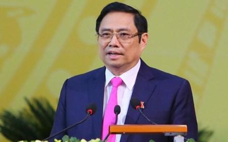 Đồng chí Phạm Minh Chính giữ chức vụ Thủ tướng Chính phủ