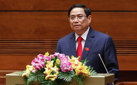 New Prime Minister Vows To Continue Reform Process In First Policy Speech