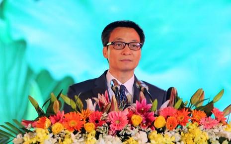 """Phó Thủ tướng phát biểu tại lễ đón Bằng UNESCO ghi danh """"Thực hành Tín ngưỡng thờ Mẫu Tam phủ của người Việt"""""""
