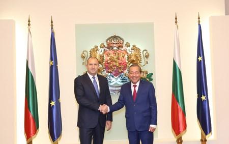 Phó Thủ tướng Thường trực thăm chính thức Singapore, Phần Lan, Bulgaria - ảnh 10