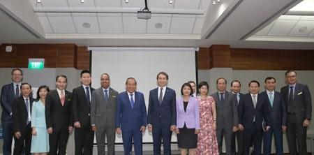 Phó Thủ tướng Thường trực thăm chính thức Singapore, Phần Lan, Bulgaria - ảnh 3