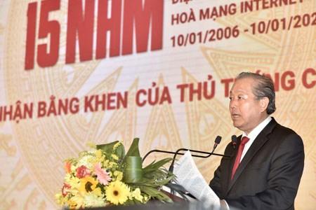 Hoạt động của Phó Thủ tướng Thường trực dịp đầu năm 2021 - ảnh 6