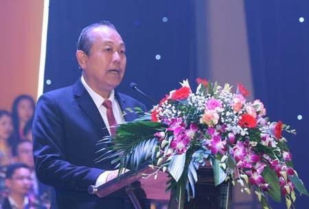 Họat động của Phó Thủ tướng Thường trực nhân Ngày Nhà giáo VN - ảnh 3