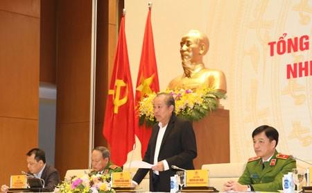 Hoạt động của Phó Thủ tướng Thường trực dịp đầu năm 2021 - ảnh 7
