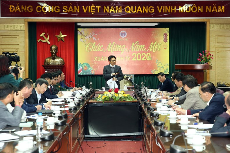 Phó Thủ tướng chỉ đạo phòng chống dịch nCov - ảnh 3