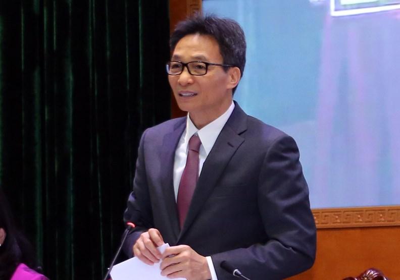 Hoạt động của Phó Thủ tướng dịp đầu năm 2021 - ảnh 8