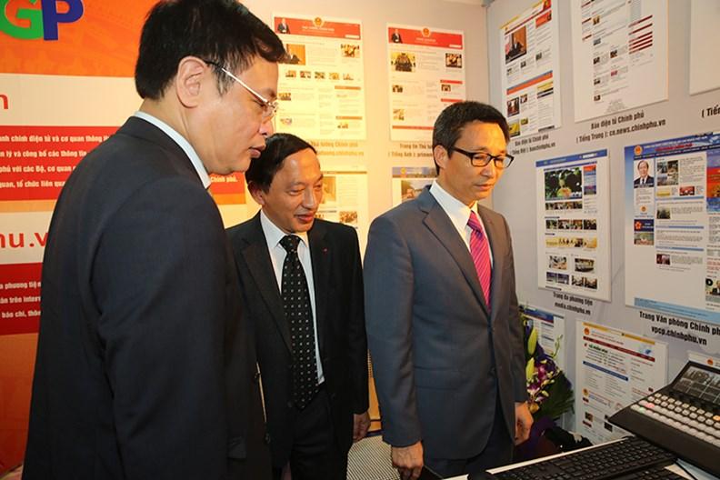 Phó Thủ tướng dự Hội Báo toàn quốc 2017 - ảnh 3