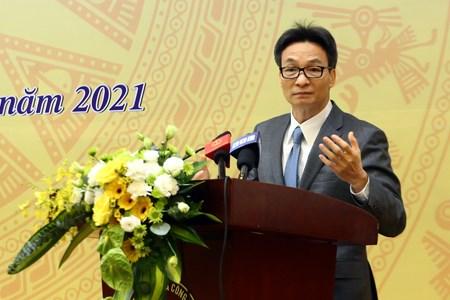 Hoạt động của Phó Thủ tướng dịp đầu năm 2021 - ảnh 5