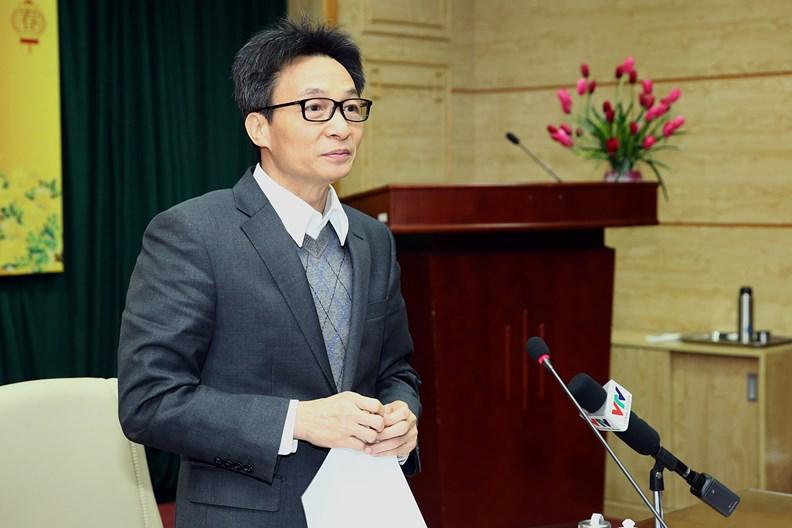 Phó Thủ tướng chỉ đạo phòng chống dịch nCov - ảnh 4