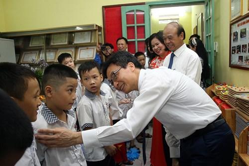 Hoạt động của Phó Thủ tướng - ảnh 3