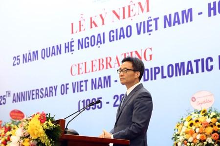 Mở rộng, làm sâu sắc hơn nữa quan hệ đối tác toàn diện Việt Nam - Hoa Kỳ - ảnh 1