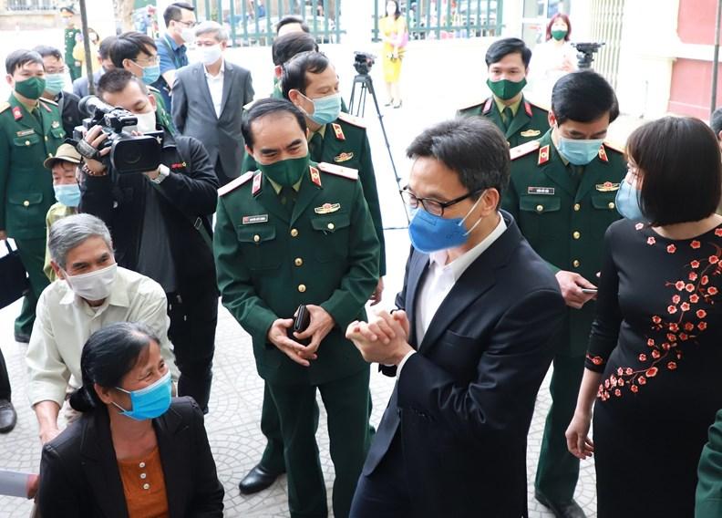 Thử nghiệm lâm sàng giai đoạn 2 vaccine COVID-19 của Việt Nam - ảnh 1