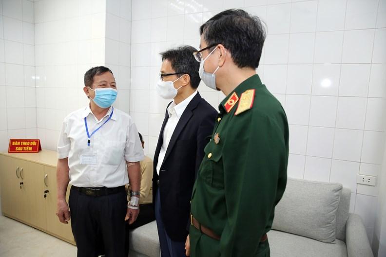 Nếu thuận lợi, tháng 9/2021 sẽ có vaccine phòng COVID-19 của Việt Nam - ảnh 2