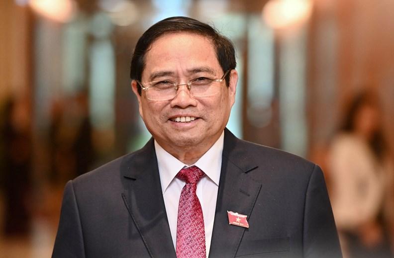 Đồng chí Phạm Minh Chính được đề cử để Quốc hội bầu làm Thủ tướng - ảnh 1