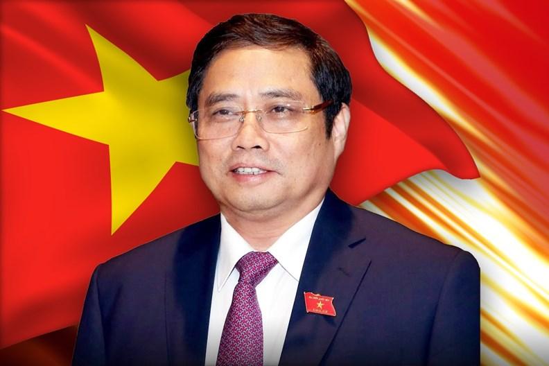 Thủ tướng Phạm Minh Chính là Phó Chủ tịch Hội đồng Quốc phòng và An ninh - ảnh 1
