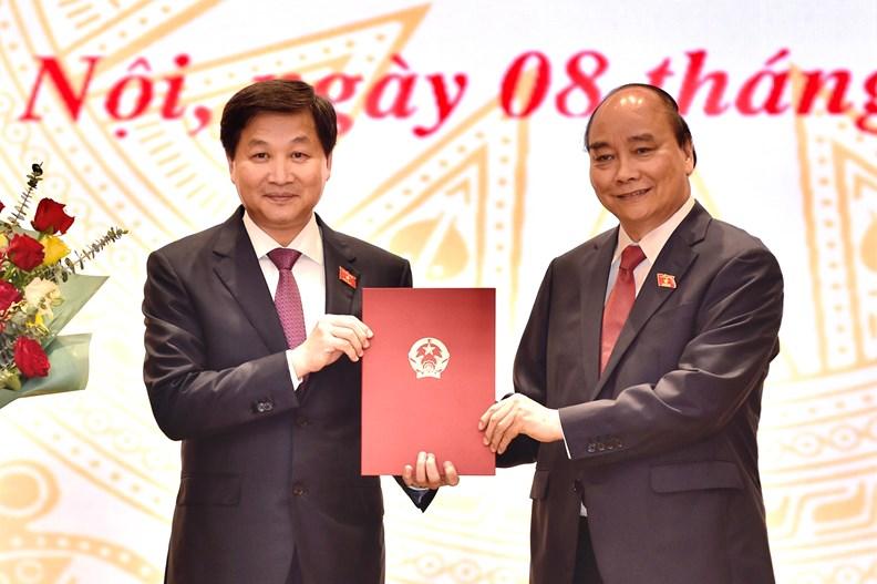 Lễ bàn giao công việc của Thủ tướng Chính phủ - ảnh 2