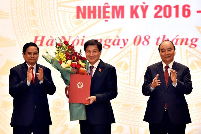 Lễ bàn giao công việc của Thủ tướng Chính phủ - ảnh 3