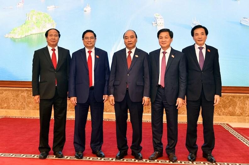 Lễ bàn giao công việc của Thủ tướng Chính phủ - ảnh 12